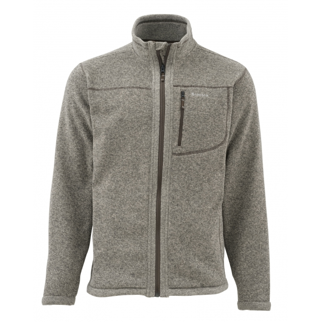 Simms - Rivershed Sweater  Full Zip