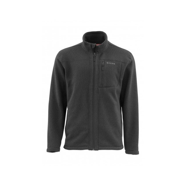 Simms - Rivershed Sweater  Full Zip