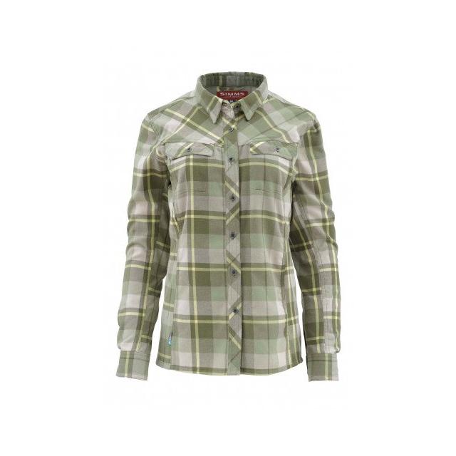 Simms - Women's Wool Blend Flannel