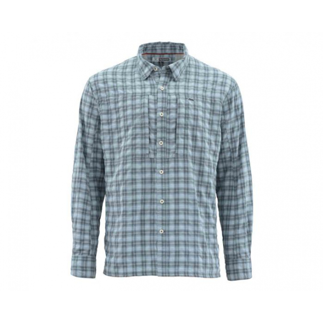 Men's Bugstopper Ls Shirt Plaid