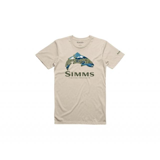 Simms - Troutscape T-Shirt