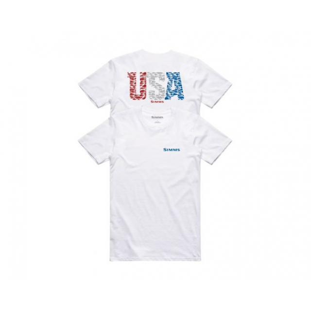 Simms - USA Species SS Tech Tee