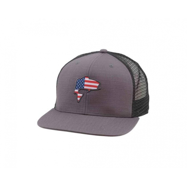 Simms - Bass Flag Trucker