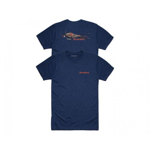 Simms - Men's Williams Avalon Shrimp T-Shirt