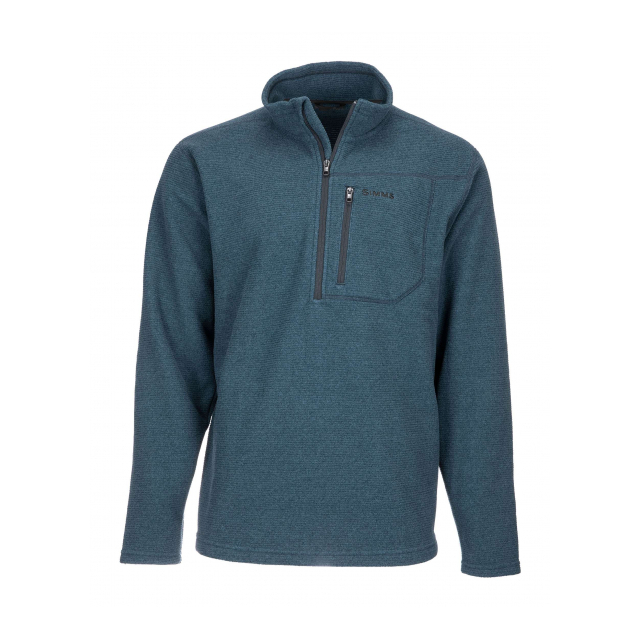 Simms - Men's Rivershed Quarter Zip