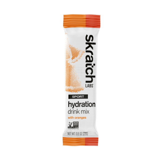 Skratch Labs - Sport Hydration Drink Mix, Oranges, Single Serving in Colorado Springs CO