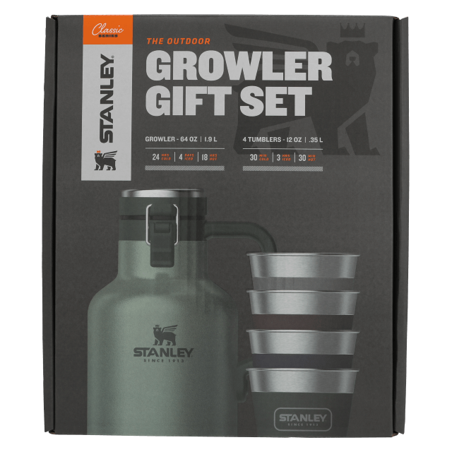 Stanley - Classic Outdoor Growler Gift Set in Bainbridge Island WA