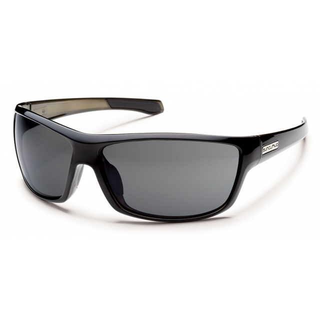 Suncloud - Conductor - Gray Polarized Polycarbonate