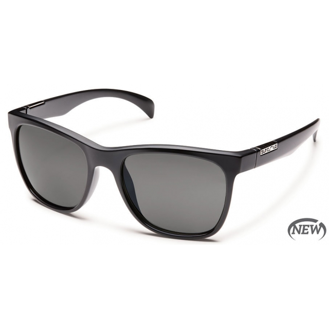 Suncloud - Doubletake  - Gray Polarized Polycarbonate