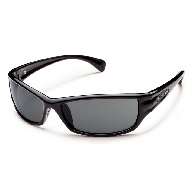 Suncloud - Hook - Gray Polarized Polycarbonate