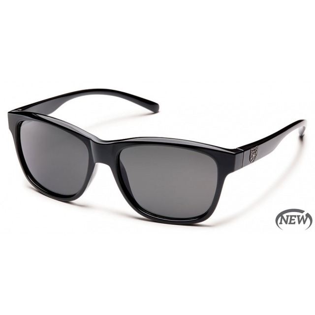 Suncloud - Pageant  - Gray Polarized Polycarbonate