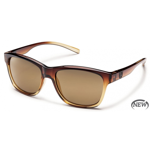 Suncloud - Pageant  - Sienna Mirror Polarized Polycarbonate