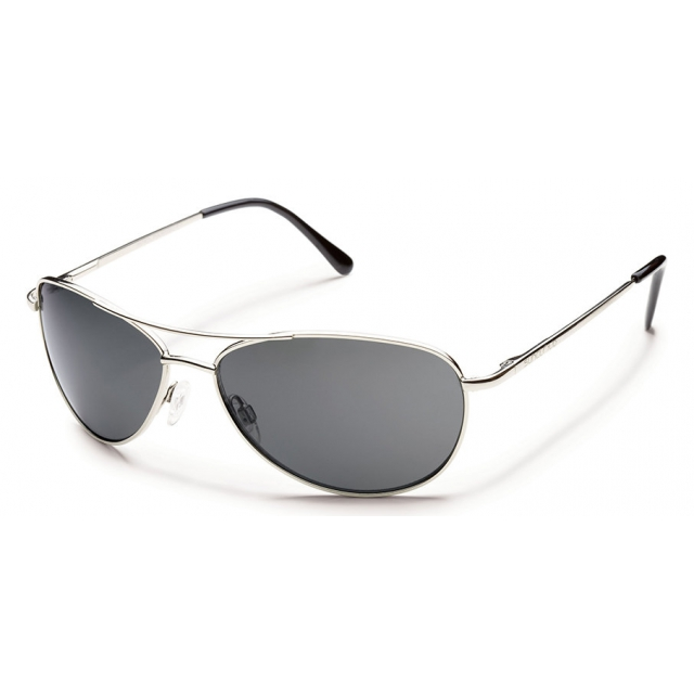 Suncloud - Patrol - Gray Polarized Polycarbonate