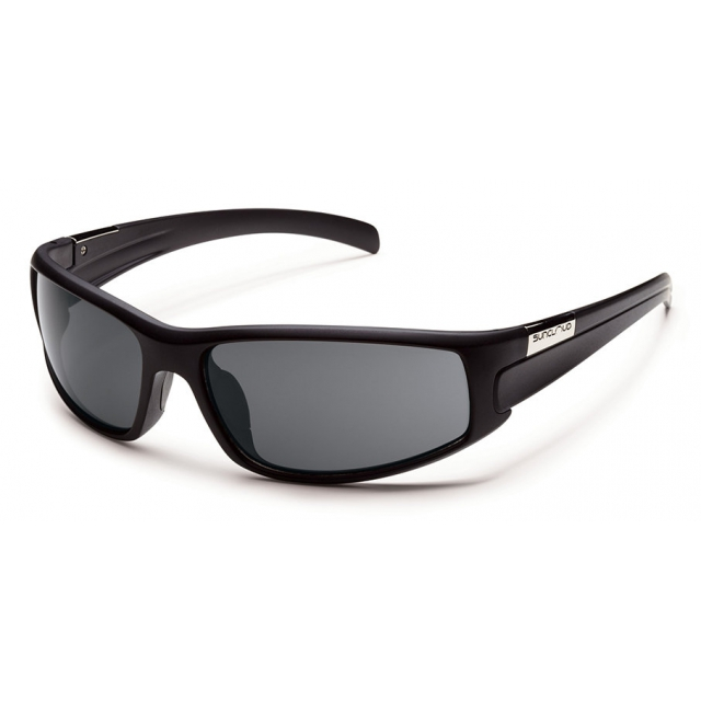 Suncloud - Swagger - Gray Polarized Polycarbonate