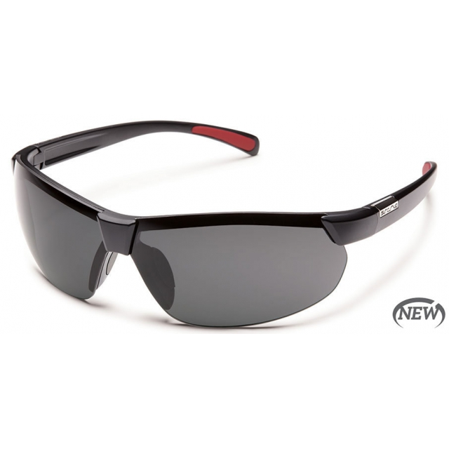 Suncloud - Switchback  - Gray Polarized Polycarbonate