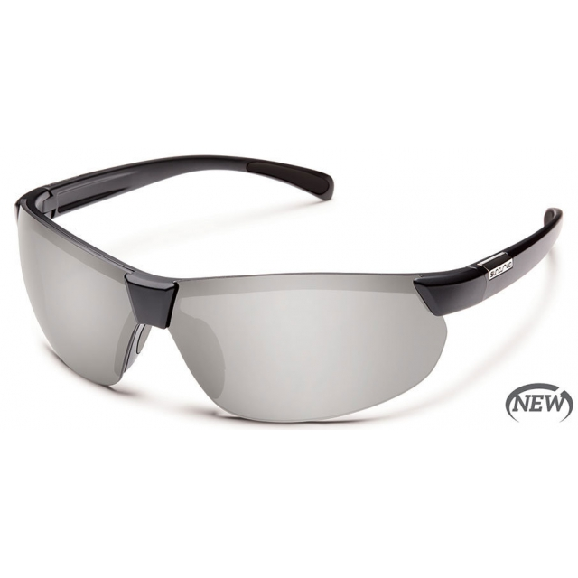 Suncloud - Switchback  - Silver Mirror Polarized Polycarbonate