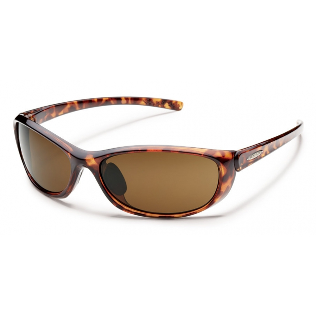 Suncloud - Wisp - Brown Polarized Polycarbonate