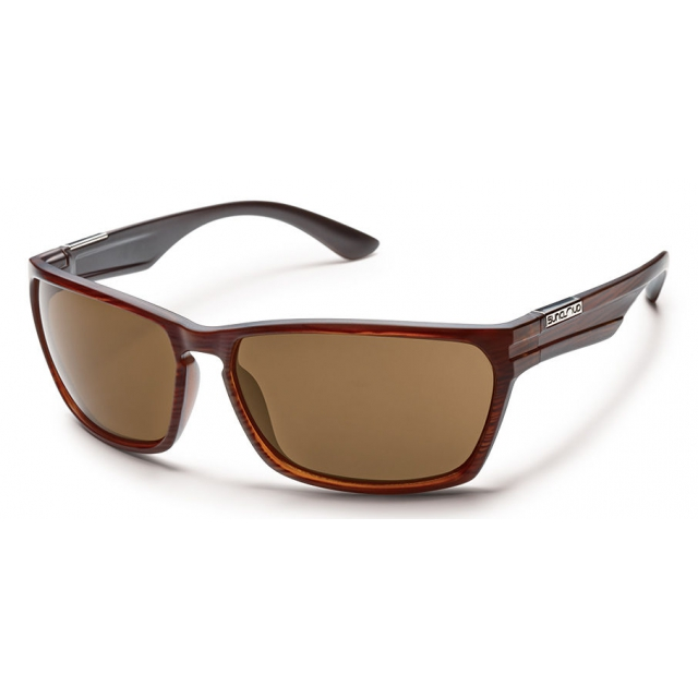 Suncloud - Cutout - Brown Polarized Polycarbonate