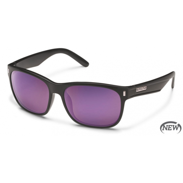 Suncloud - Dashboard - Purple Mirror Polarized Polycarbonate