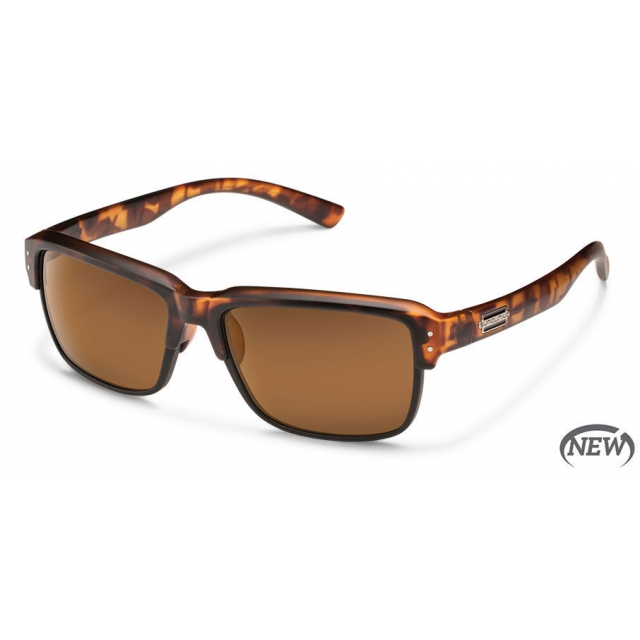 Suncloud - Port O Call - Brown Polarized Polycarbonate