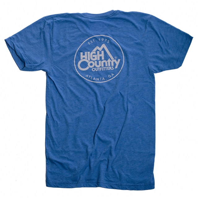 Local Gear - High Country 50/50 Logo T-Shirt