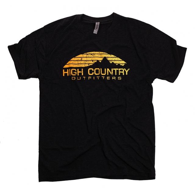 Local Gear - High Country Retro Sun T-Shirt