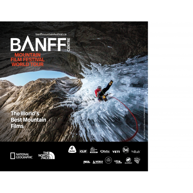 Local Gear - The Banff Mountain Film Festival 2017/18 World Tour, 2nd Night