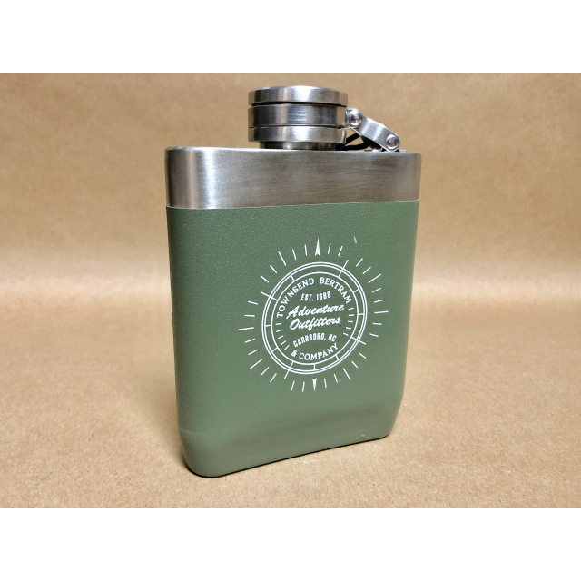 Local Gear - TBC Logo Stainless flask 8oz