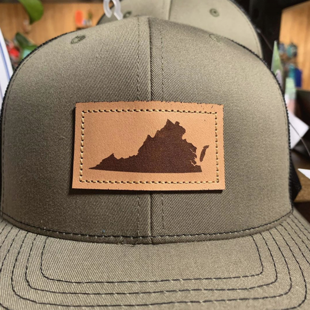 Great Outdoor Provision Co - VA LEATHER PATCH HAT LODEN in Orange City FL