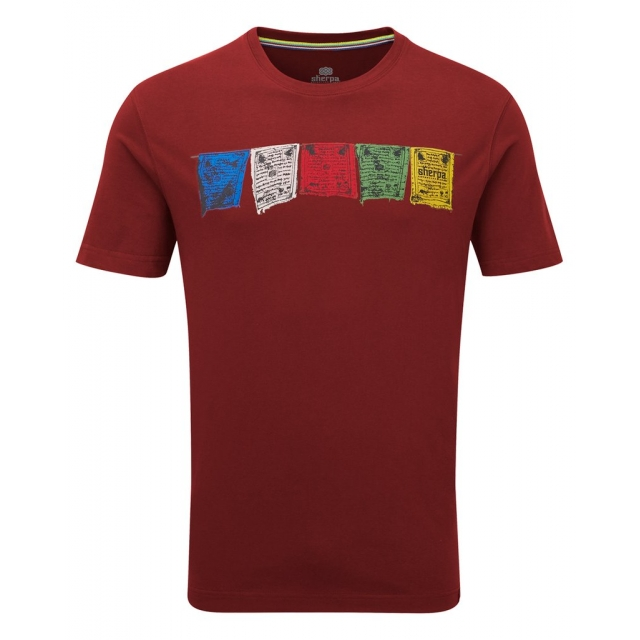 Sherpa Adventure Gear - Men's Tarcho Tee in Sioux Falls SD
