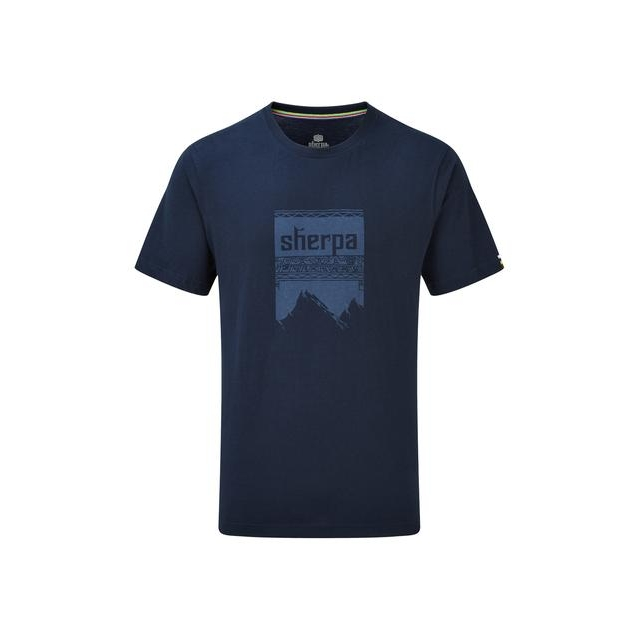 Sherpa Adventure Gear - Men's Khangri Tee in Sioux Falls SD