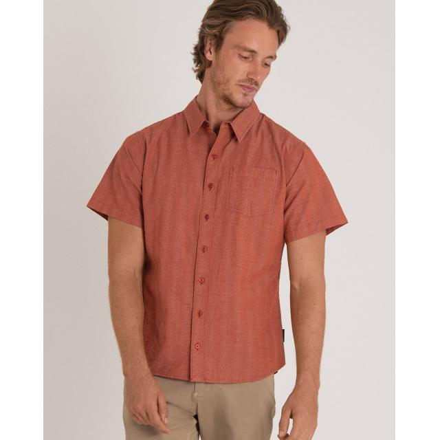 Sherpa Adventure Gear - Arjun Short Sleeve Shirt