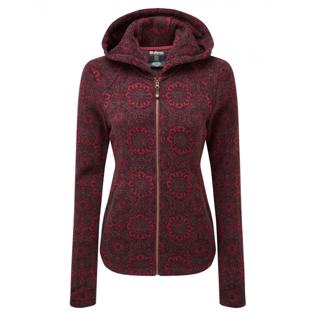 Sherpa Adventure Gear - Women's Namla Hooded Jacket Ii in Sioux Falls SD
