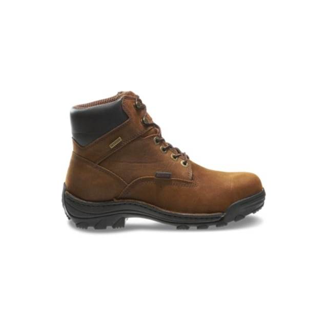 "Wolverine - Men's Durbin Waterproof 6"" Steel-Toe Work Boot in Dublin CA"