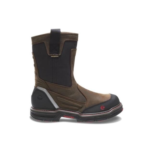 aeabd3bd56c Wolverine / Overman Waterproof CarbonMax 10