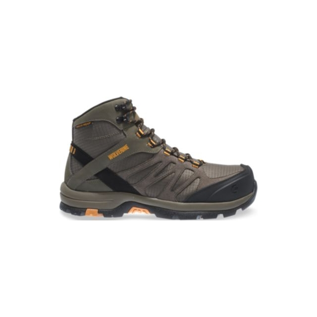 Wolverine - Men's Fletcher Mid Waterproof CarbonMax EH Hiking Boot in St Joseph MO