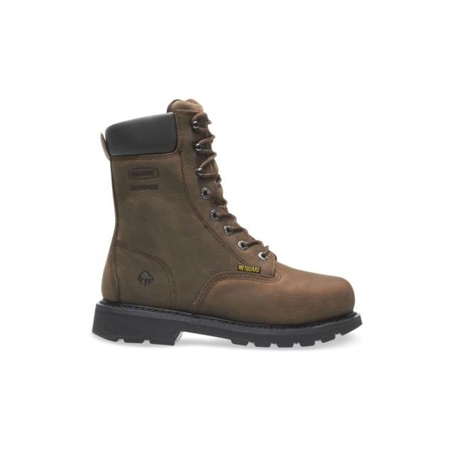 Wolverine - Men's McKay Waterproof Steel-Toe EH 8 Work Boot in St Joseph MO