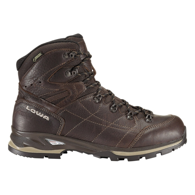 LOWA Boots - Hudson GTX Mid