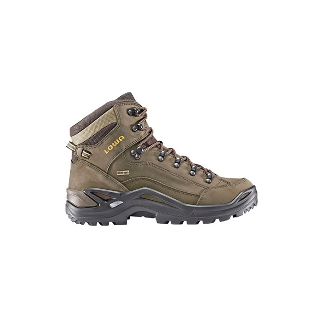 LOWA Boots - Men's Renegade GTX Mid in Burbank Ca