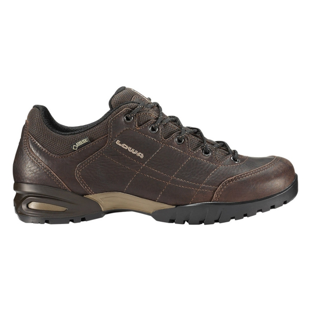 LOWA Boots - Hudson GTX Lo