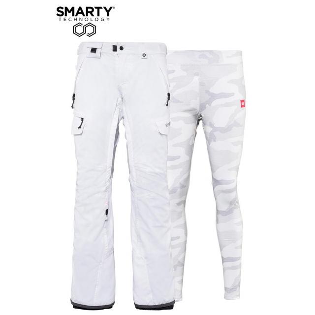 686 - Women's SMARTY 3-in-1 Cargo Pant