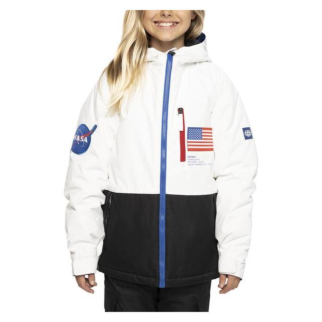 686 - NASA Youth Exploration Insulated Jacket