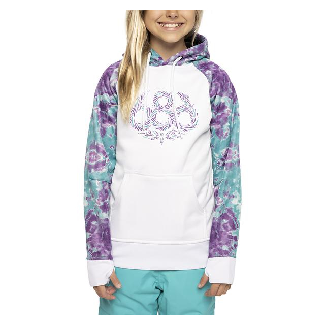 686 - Youth Girls Bonded Pullover Hoody