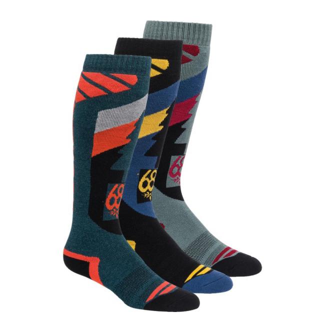 686 - Men's So Fresh Sock 3-Pack
