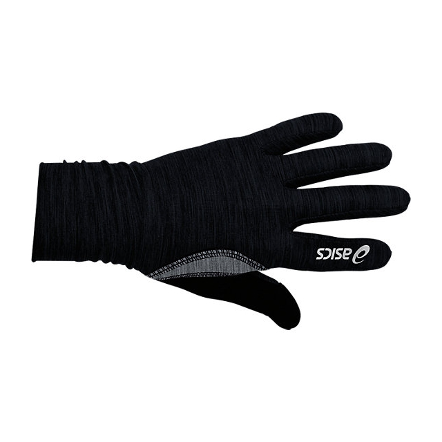 asics beanie and gloves
