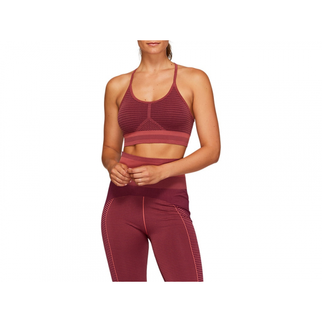 ASICS - Women's In Motion Strappy Seamless Bra