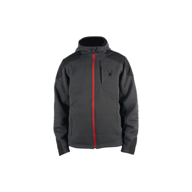 Spyder - Spyder Mens Outsetter Insulated Hybrid Mid WT Core Sweater
