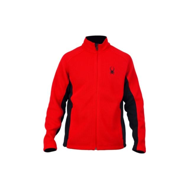 Spyder - Spyder Mens Foremost Full Zip Hvy WT Core Sweater