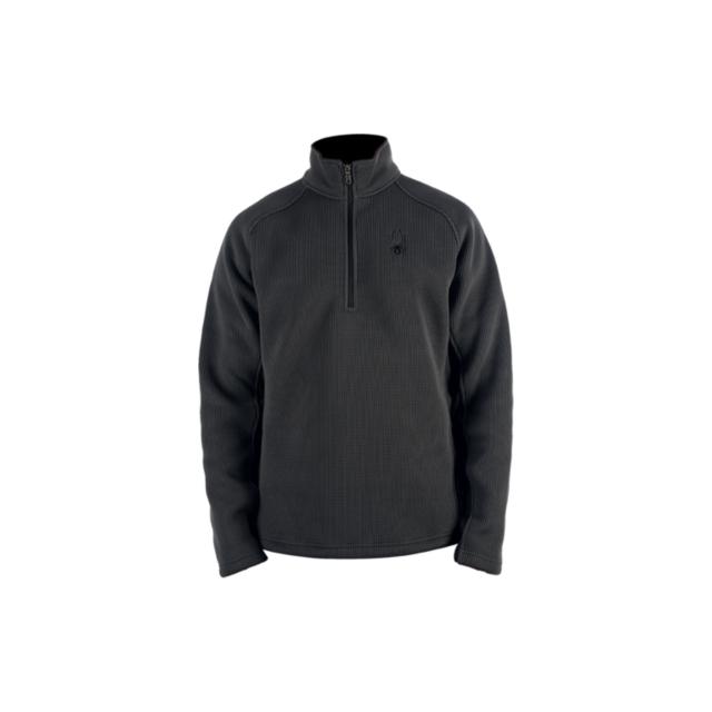 Spyder - Spyder Mens Pitch Half Zip Hvy WT Core Sweater