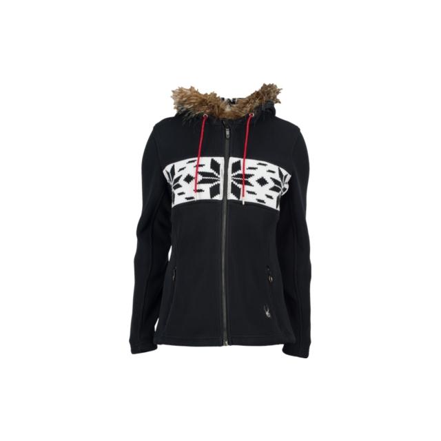 Spyder - Spyder Womens Soiree Mid WT Core Sweater